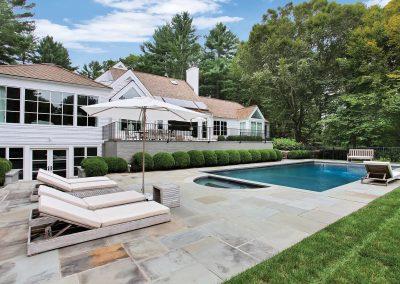 Countryside pool 2